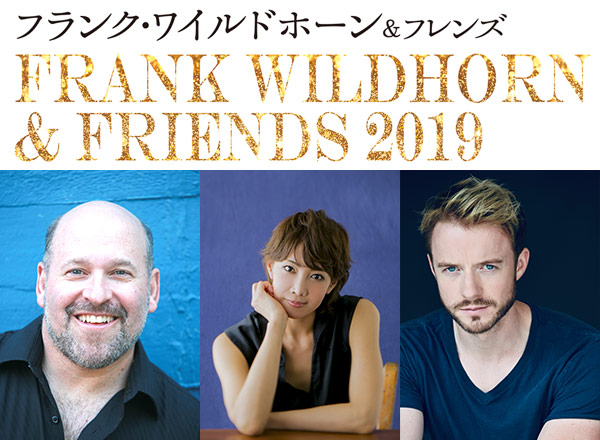 FRANK WILDHORN FRIENDS 2019