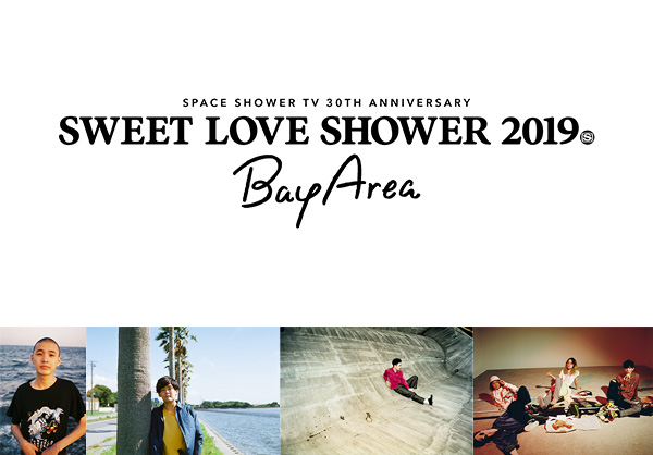SWEET LOVE SHOWER 2019 ~Bay Area~
